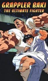 assistir - Grappler Baki - Dublado The Ultimate Fighter - online