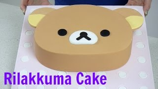 Rilakkuma Cake – CAKE STYLE