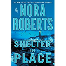 Book Review: Shelter in Place, by Nora Roberts, 4 stars