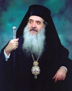 Μητροπολίτης Σάμου :Ἄν κάποιοι ἀμφιβάλλουν, ὅτι εἴμαστε Ὀρθόδοξοι τότε πρέπει νά ξαναδιαβάσουν τήν Ἱστορία τοῦ Ἑλληνικοῦ Ἔθνους.