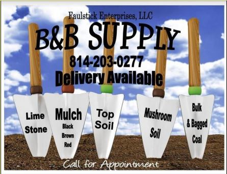 B&B Supply In Coudersport