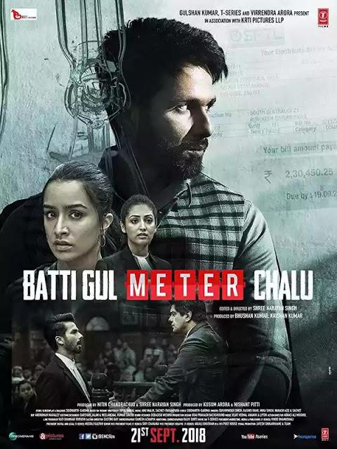 Bollywood Download Batti Gul Meter Chalu full movie 1080p 720p