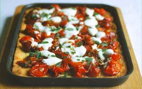 Seasonal recipes prepared with Tomatoes