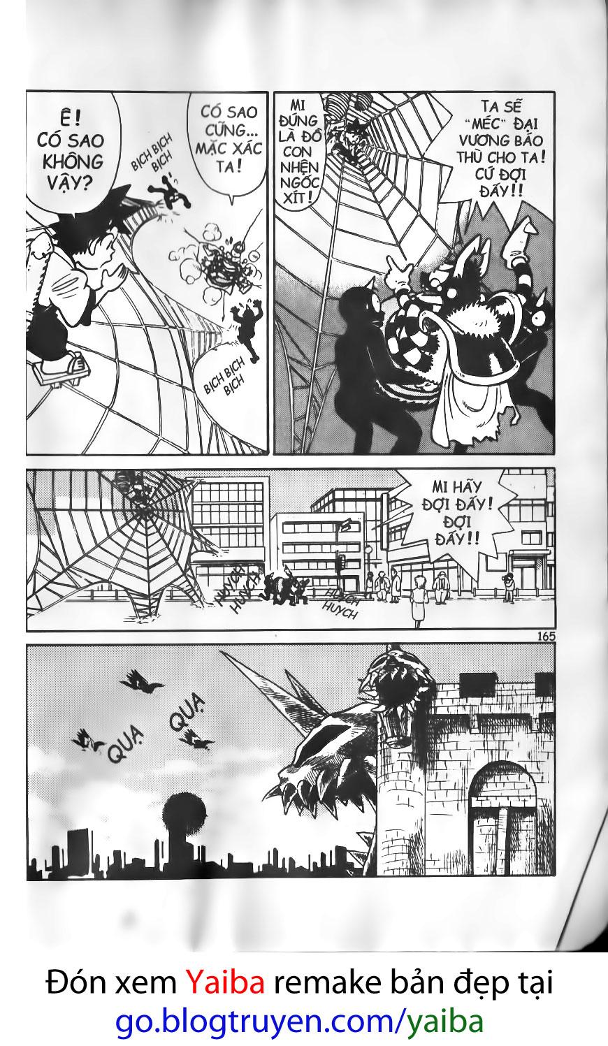 Yaiba chap 28 trang 18
