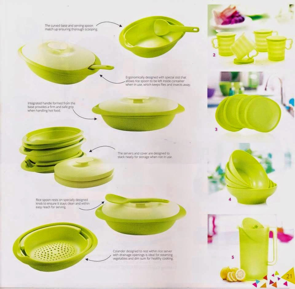 Online shopping for tupperware products