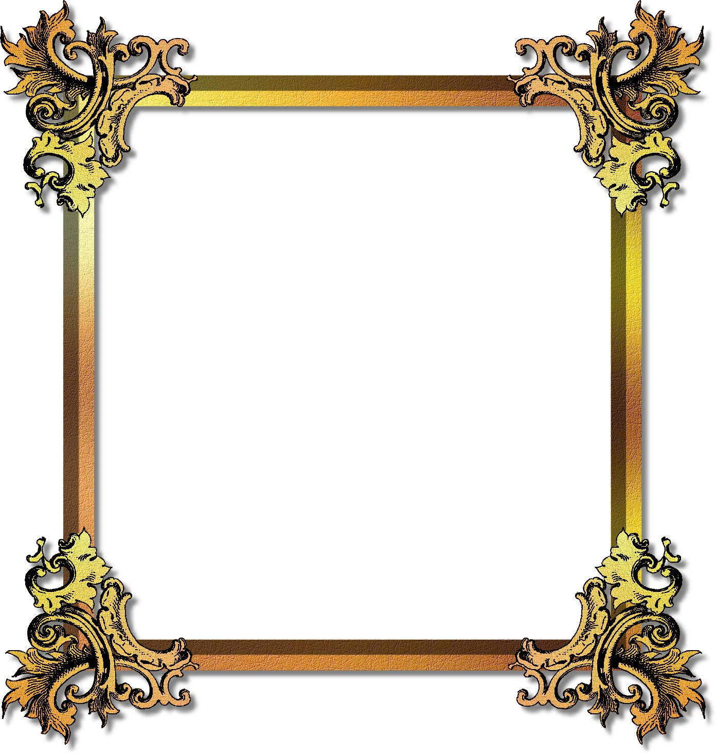 Photo Editing Material : New Frames