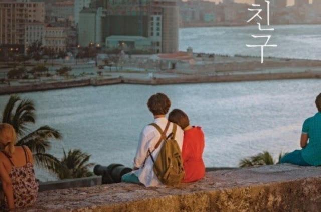 """Drama Park Bo Gum dan Song Hye Kyo """"Encounter"""" Merilis Poster Pertama"""