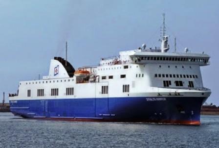 kapal feri Jenis Kapal Laut di Indonesia
