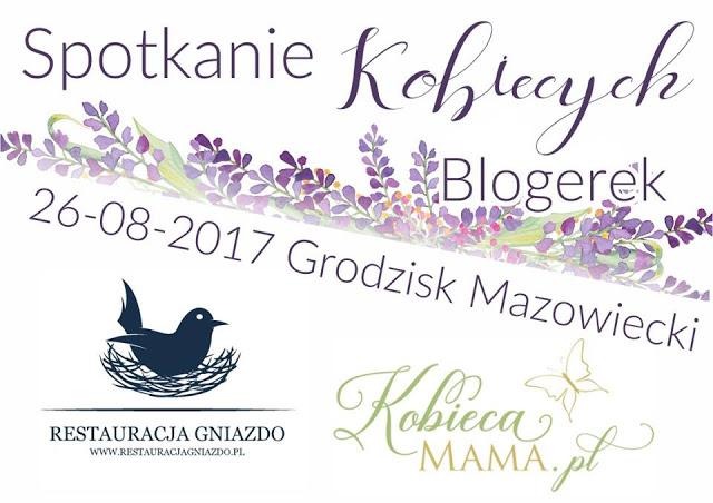 Spotkanie Kobiecych Blogerek - relacja i upominki