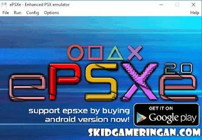 Download Emulator PS1 Terbaru dan Cara Menggunakan ePSXe ...