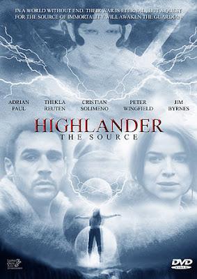 Sinopsis Film Highlander: The Source (2007)