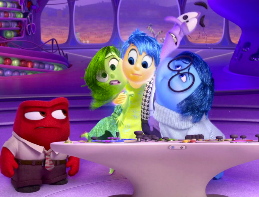 Inside Out  2015  In Hindi Full Movie Watch Online