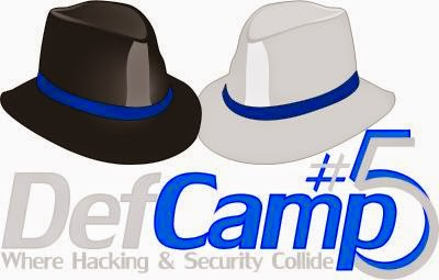 DefCamp 2014, cea de-a 5 a editie a conferintei internationale de hacking & INFOSEC in Romania