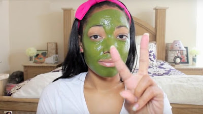 Green Tea Firming Mask