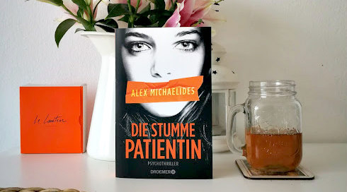 [Anzeige/Rezension] Die stumme Patientin - Alex Michaelides