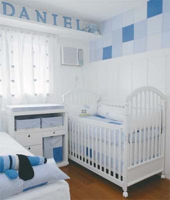 dividir quarto irmao bebe e criança