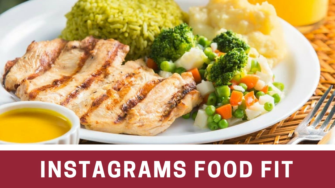 instagram com receitas fit