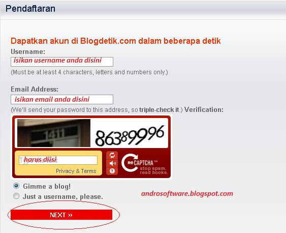 gambar cara daftar blog di blogdetik 2