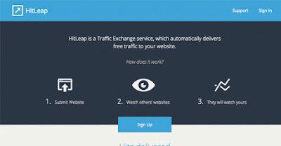 Panduan Mendapatkan Dollar Dari Hitleap Traffic Exchange