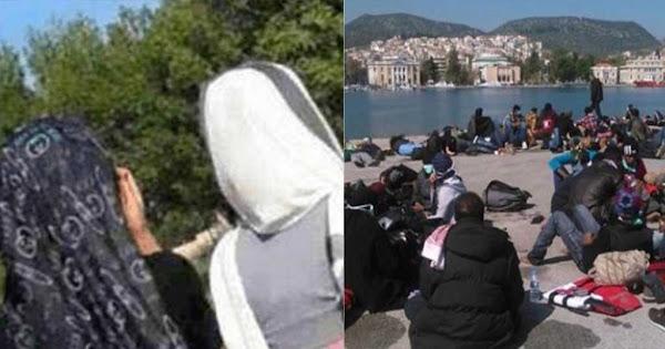 Άλλο ένα αριστερό ψέμα:  επιτέθηκαν δήθεν σε 9χρονη Ελληνίδα επειδή φορούσε μαντήλι και έμοιαζε με προσφυγοπούλα οι ρατσιστές!!!