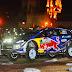 50 mil espectadores aclamaron el WRC en la noche de Córdoba