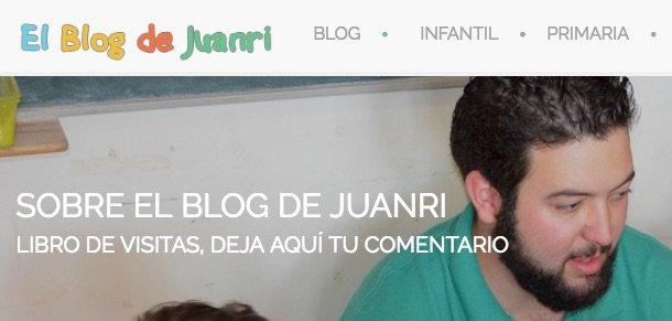 Juan Rivera Pascual detenido acusado de estas violaciones a niñas era webmaster de El Blog de Juanri