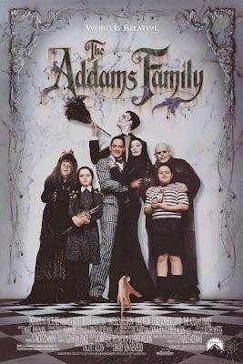 Los Locos Addams 1 (1991) DVDRip Latino