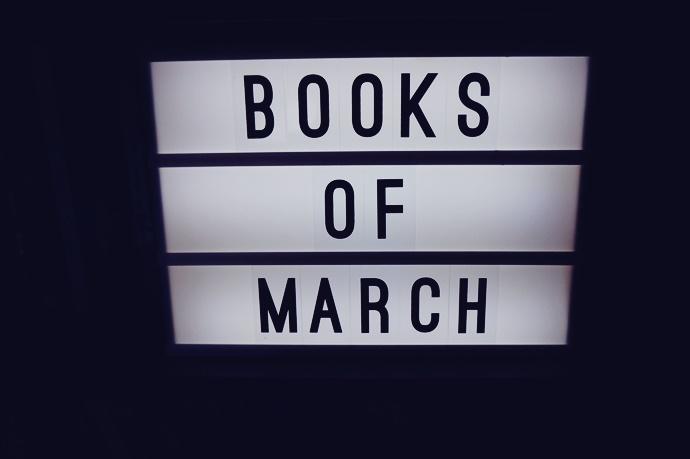 Książki marca