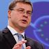 Ο Ντομπρόβσκις αναλαμβάνει το χαρτοφυλάκιο του Βρετανού επιτρόπου