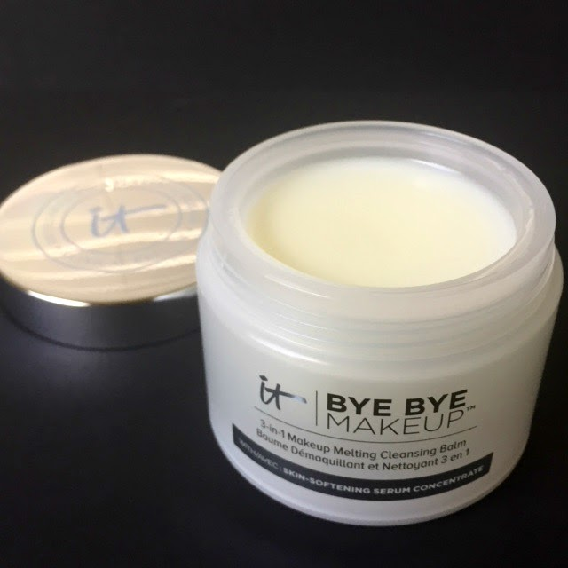 Bye Bye Makeup 3-in-1 Cleansing Balm by IT Cosmetics #3