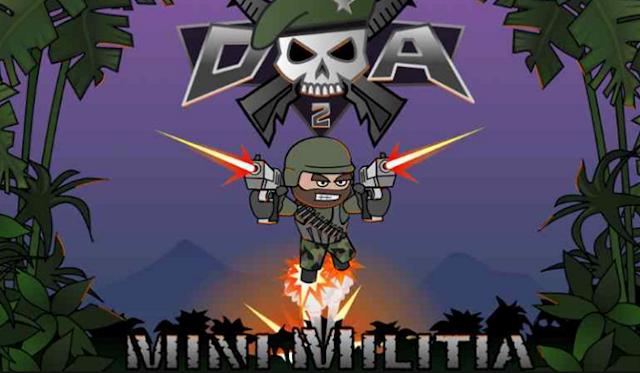 mini militia game doodle army 2