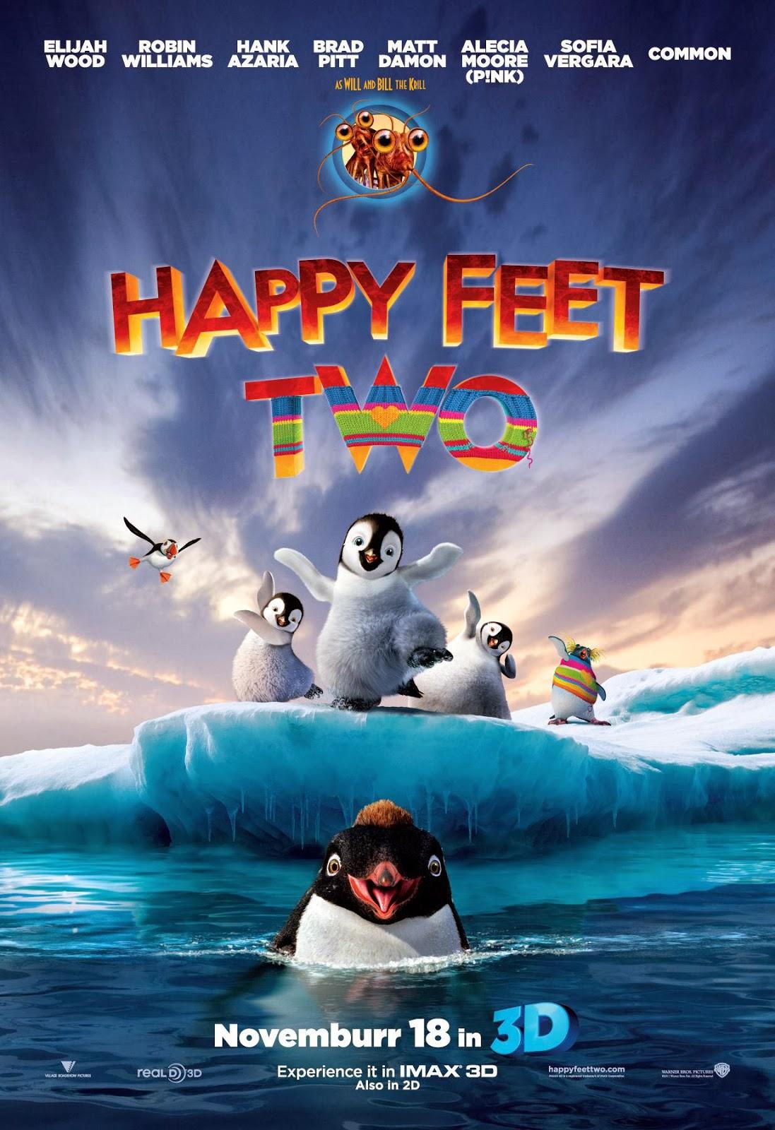 Watch Happy Feet 2 (2011) Online For Free Full Movie English Stream