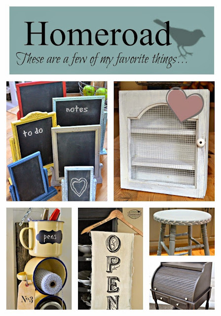 collage of more DIY projects
