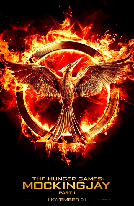 Poster The Hunger Games: Mockingjay Part I