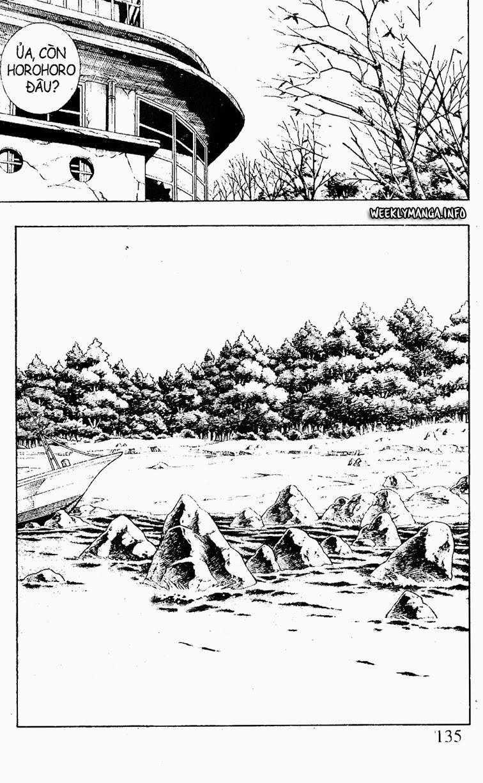 Shaman King [Vua pháp thuật] chap 185 trang 5