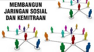 Pentingnya Jejaring Sosial Dalam Membangun Bisnis