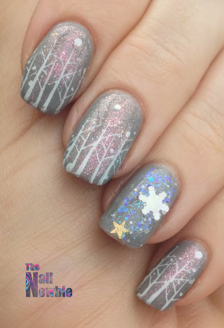 Nail Newbie Notd: Nail Newbie: Winter Is Here