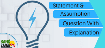 statement and assumptions