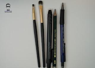 أدوات الرسم