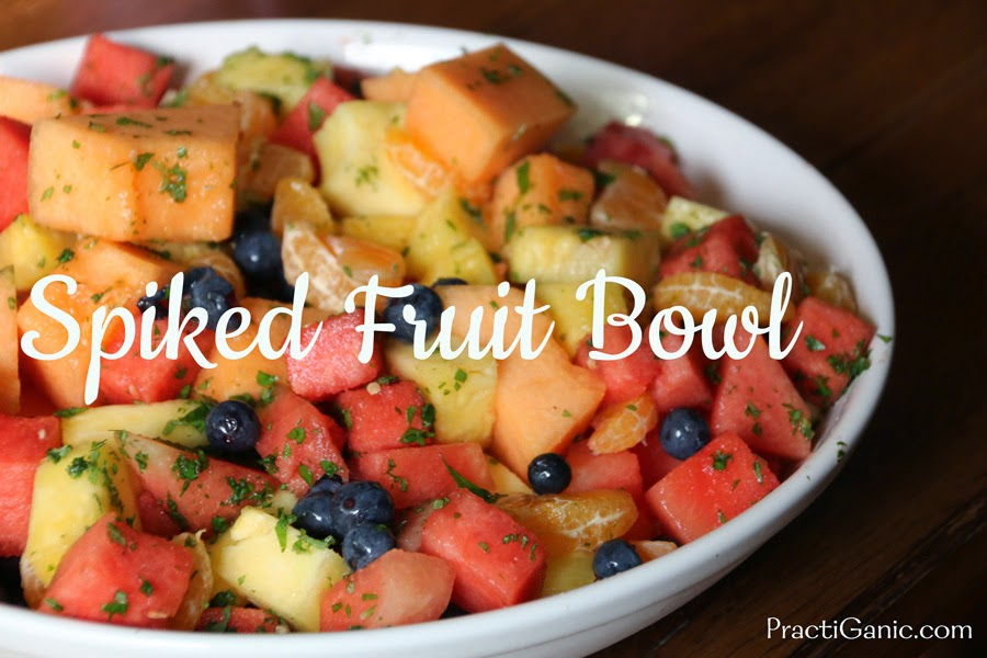 Spiked Fruit Bowl
