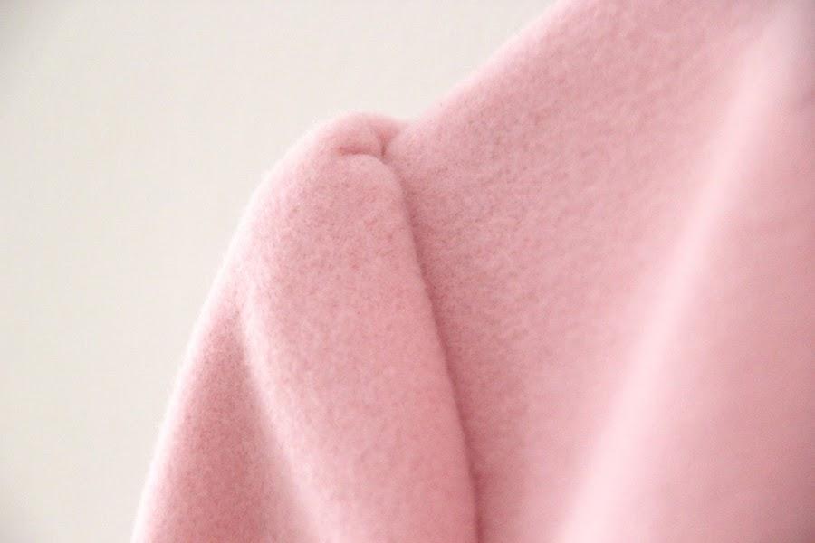 DIY Tutorial y Patrones Abrigo de Mujer