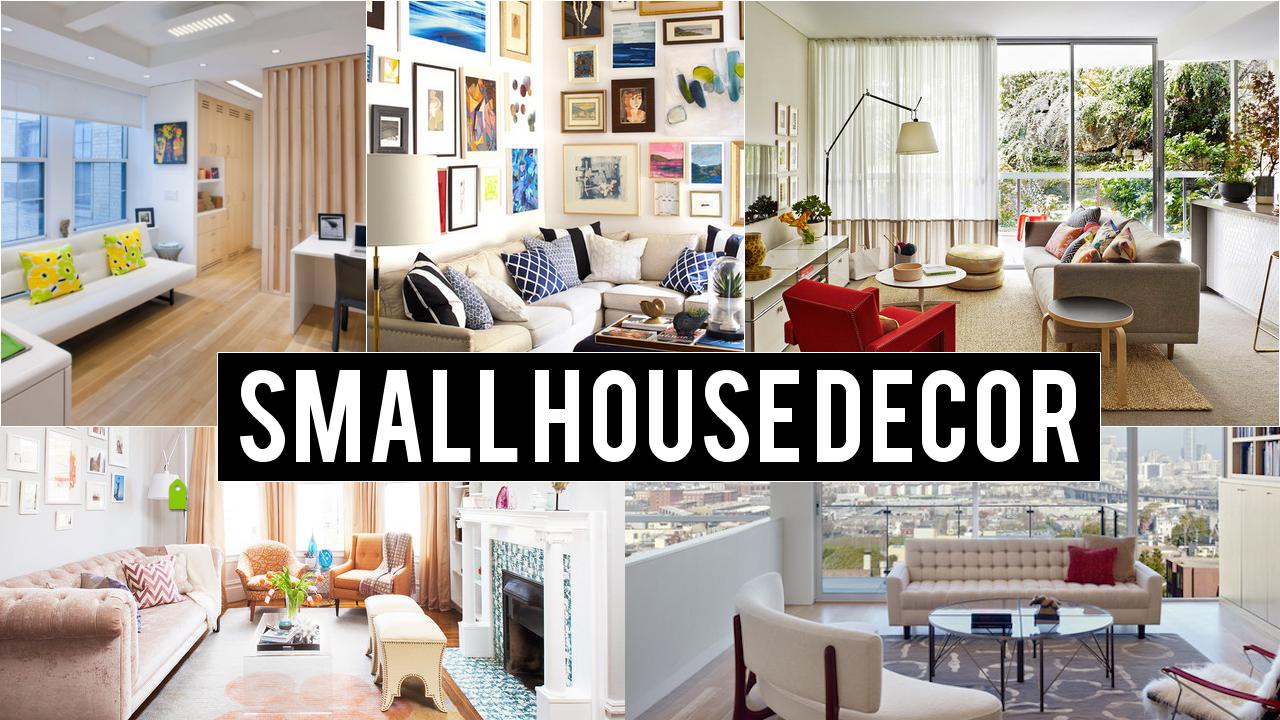 Small House Decor ideas