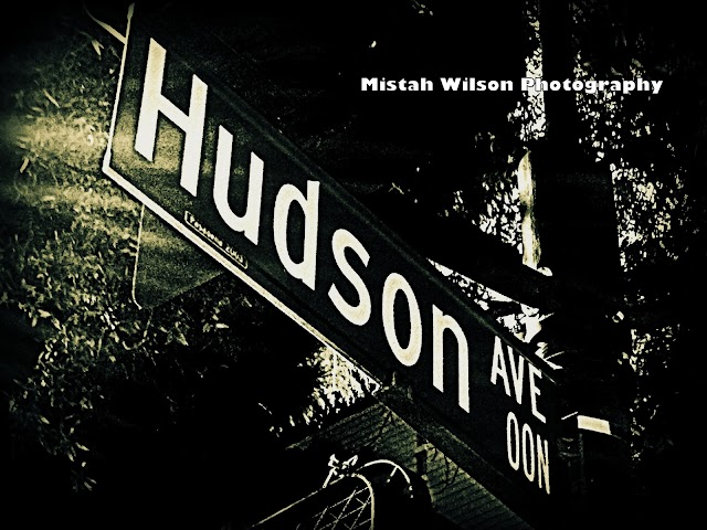 Hudson Avenue, Pasadena, California by Mistah Wilson Photography
