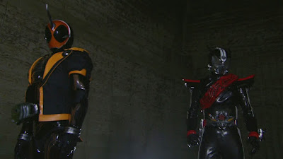 Kamen Rider x Kamen Rider Ghost & Drive Super Movie Wars Genesis