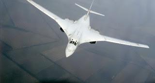 Waduh .. Pesawat Tempur Negara Inggris Cegat Sepasang Pesawat Pengebom Rusia - Commando