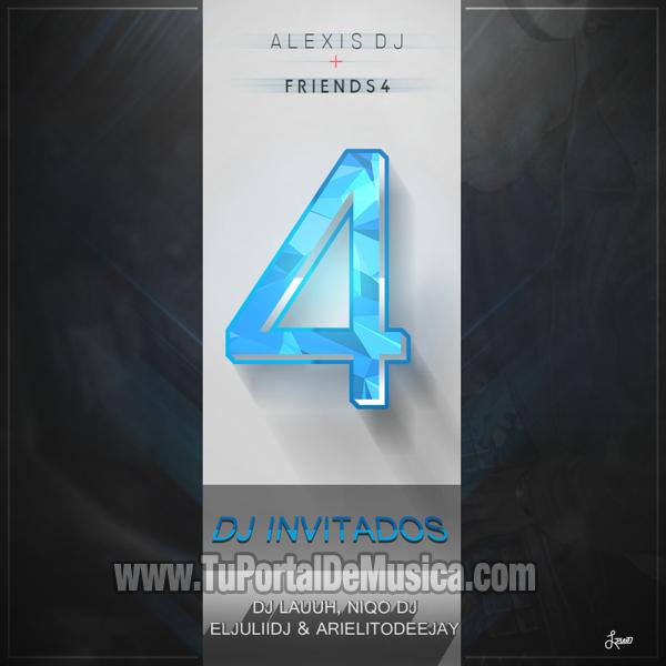 Alexis Dj Volumen 4 (2016)