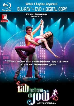Rab Ne Bana Di Jodi 2008 BluRay 450MB Hindi 480p