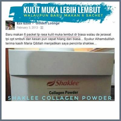 kolagen terbaik collagen powder shaklee