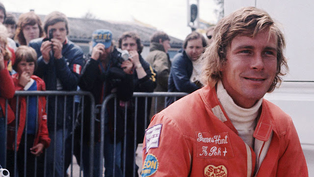James Hunt: a celebration of the most charismatic man ever in formula 1