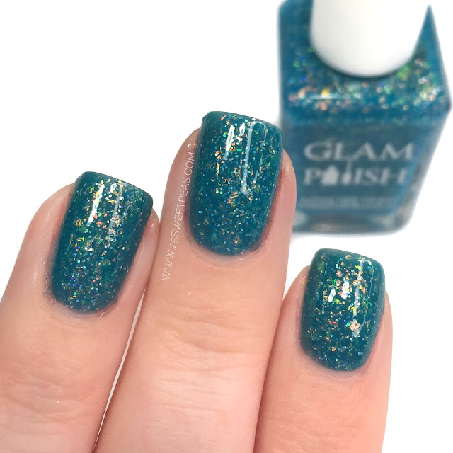 Glam Polish Six Shots Of Giggle Water